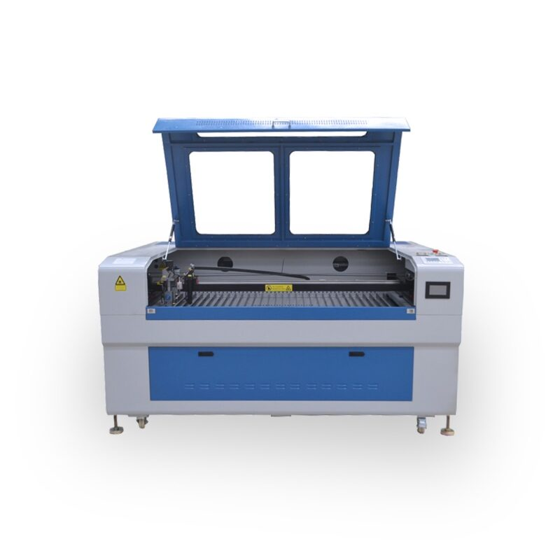 Two heads mixed laser cutting machine HT-1390