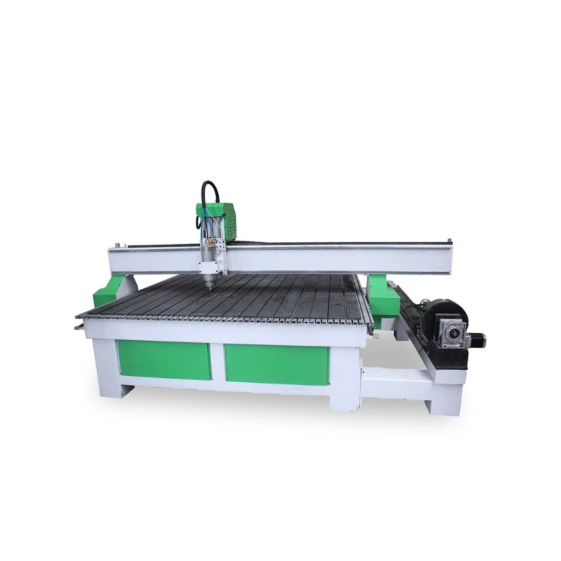 1530 CNC router with rotary axis