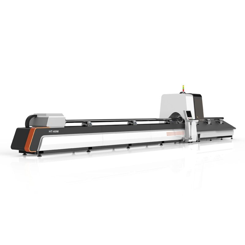 Tube fiber laser cutting machine HT-60M