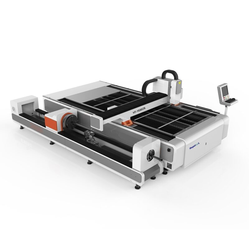 Fiber laser cutting machine HT-1530CR