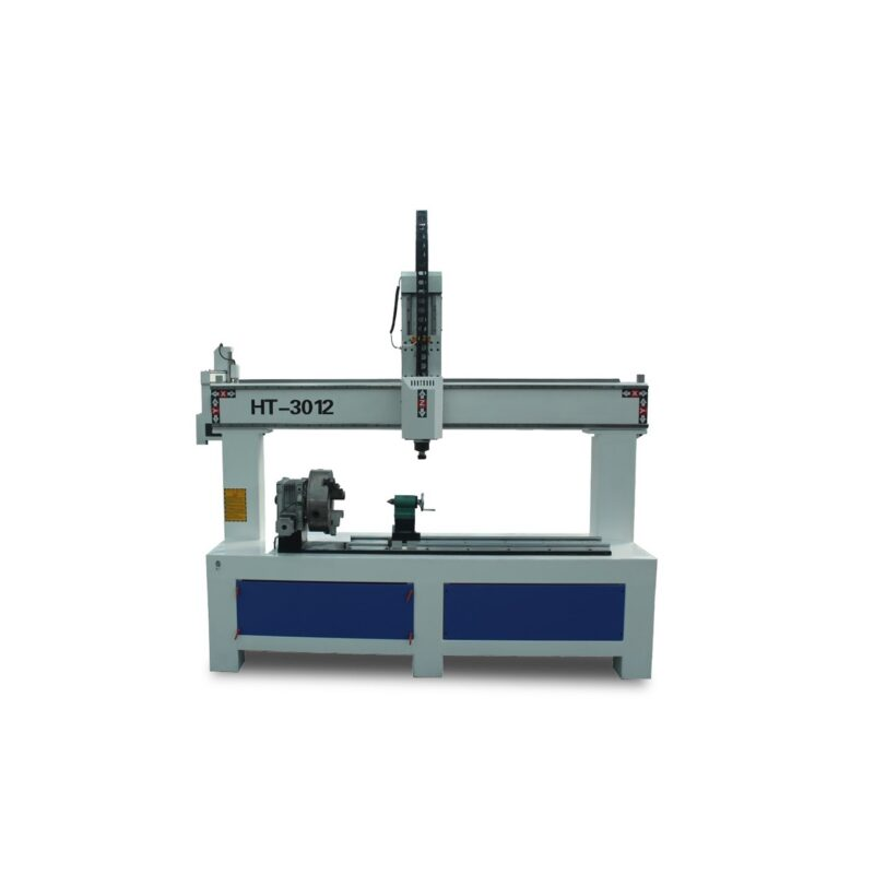 Rorary axis CNC router HT-3012