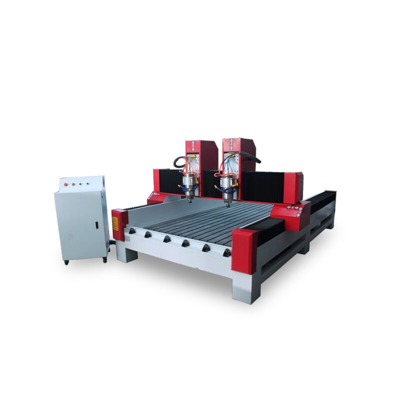 Two heads stone CNC router HT-S1325