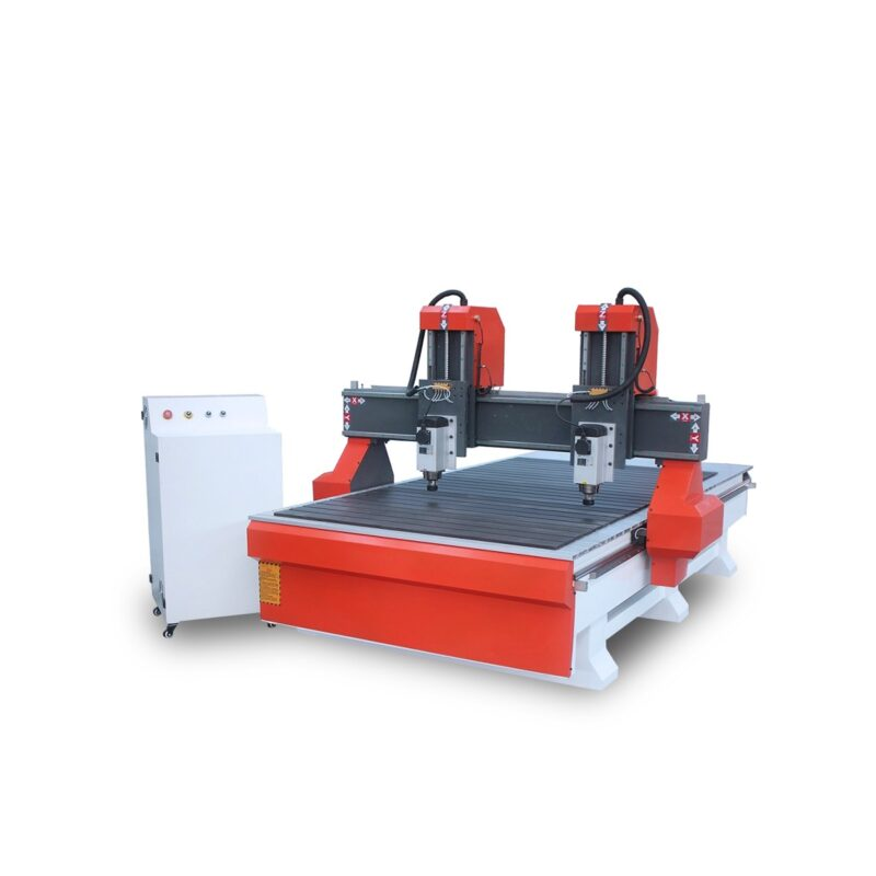 Double heads CNC router HT-1325