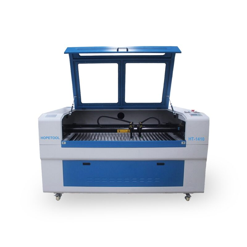 Double heads laser cutting machine HT-1410
