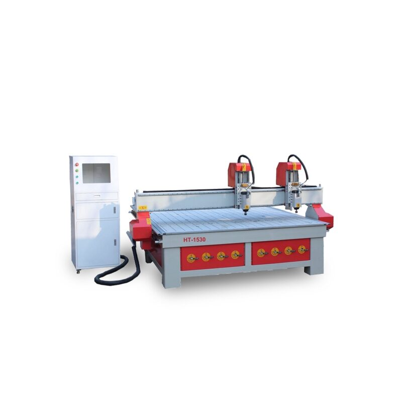 two heads CNC router HT-1530