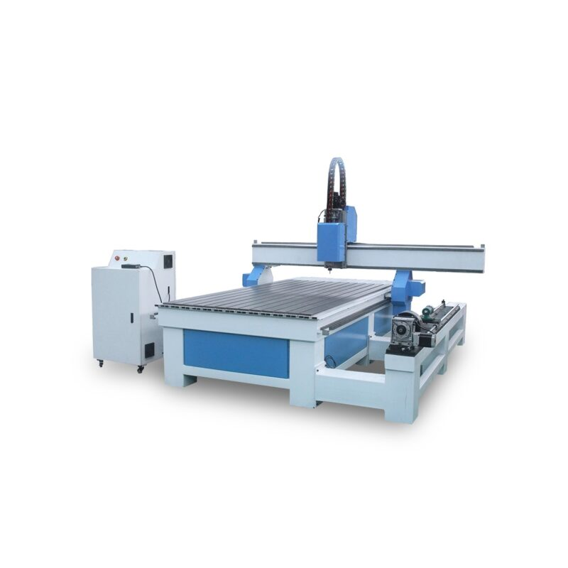 CNC router 1325 with rotary axis