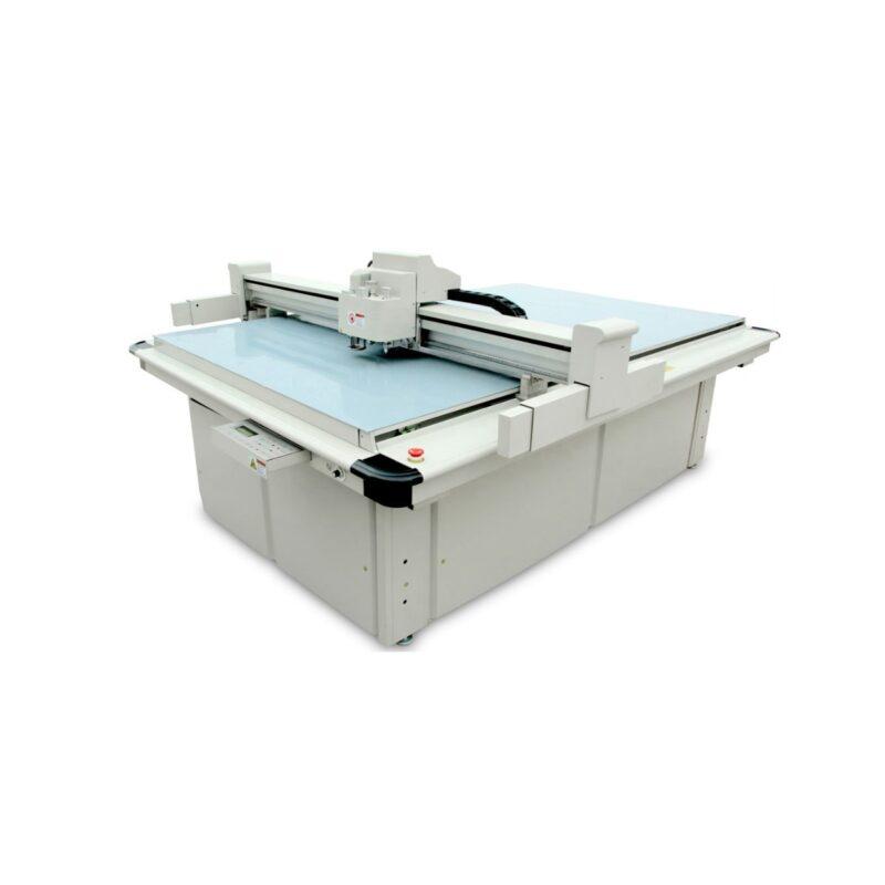 Carton box cutting machine DCZ70
